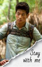 Stay With Me (Minho fan fic) by LuLuOnFire