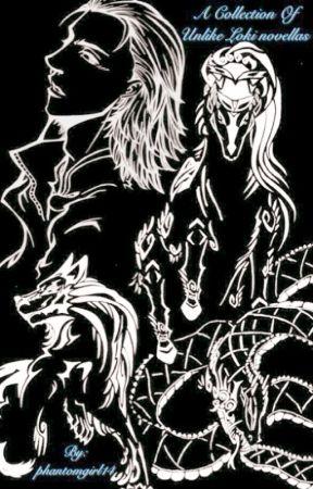 Unlike Loki Novellas by phantomgirl14