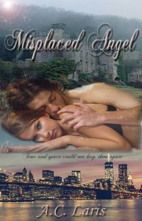 Misplaced Angel (Published) cover