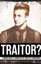 Traitor?//Marco Reus & Mario Götze by superreusface
