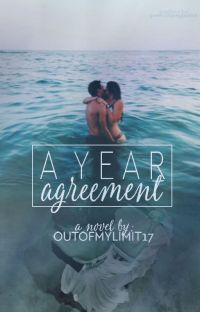 A Year Agreement  (PUBLISHED!) cover