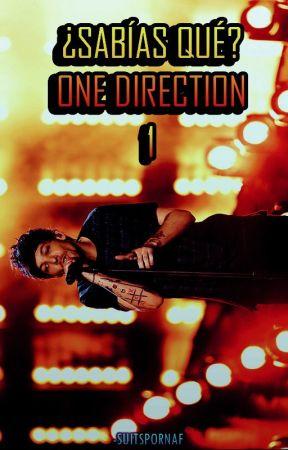 ¿Sabías Qué? One Direction 1 by -Suitspornaf