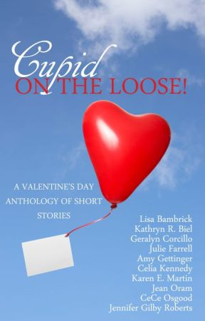 All the World's a Page (part of the Cupid on the Loose! anthology) by JenniferRoberts5