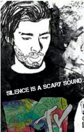 Silence is a scary sound by six-flaws
