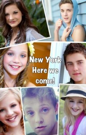 New York Here We Come (Dancemoms fanfic) by crazy4maddie