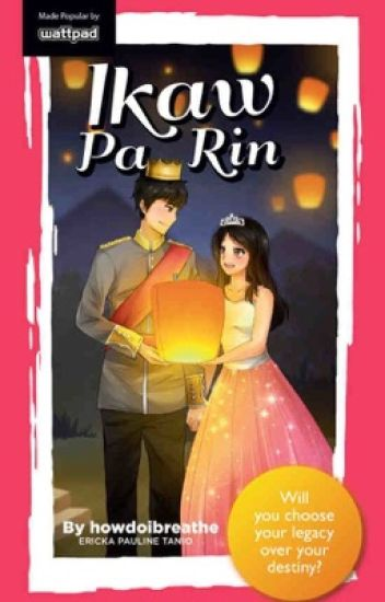 Ikaw Pa Rin (Published under Pop-Fiction)