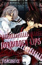 Vampire Knight: Forbidden Lips (Zero x Kaname) by FishCakeIce