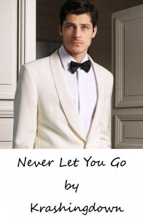 Never Let You Go by krashingdown