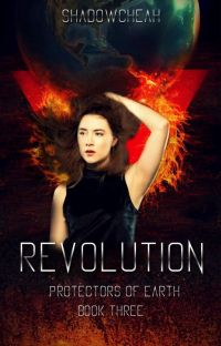 Revolution (Book 3 of POE Chronicles) cover