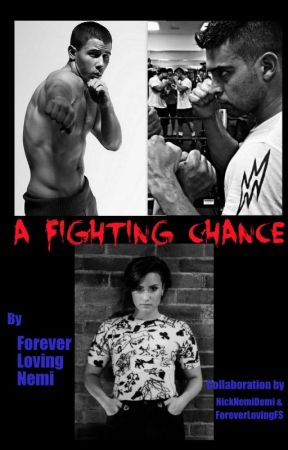 A Fighting Chance by foreverlovingnemi