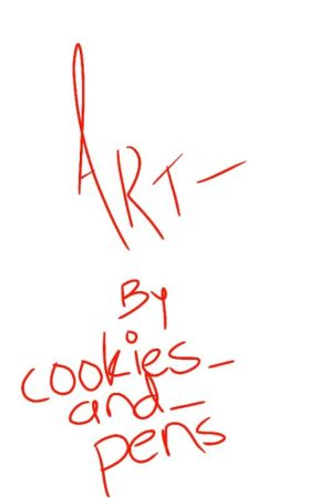 My Art Book by cookies_and_pens