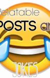 Relatable Posts and Jokes cover