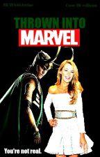 Thrown into Marvel (Loki Fan Fic) by TFALokiwriter