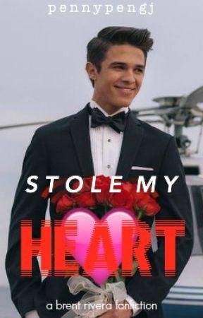 Stole My Heart (Brent Rivera Fanfic) by pennypengj