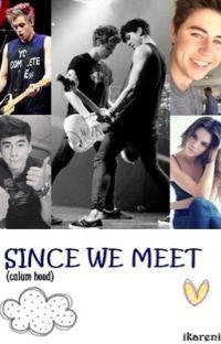 Since We Meet (Calum Hood) cover