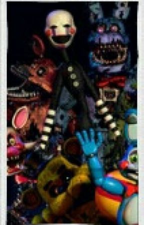 Five Nights At Freddy's X Reader 2 by BrandonsBugs