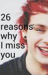 26 reasons why I miss you // Muke|| Italian translation cover