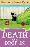 Death at a Drop-In: Myrtle Clover #5 cover