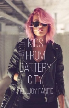 The Kids from Battery City // Killjoy fanfic by falloutflash