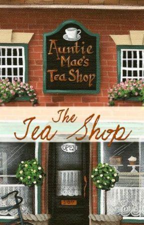 The Tea Shop [mxm] by AmelieThompson