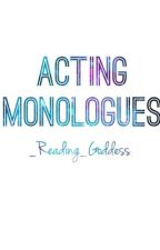 Female Acting Monologues by _Reading_Goddess