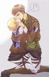 Jean x Armin /under editing/ cover