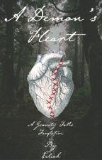 A Demon's Heart by inkofeeliah
