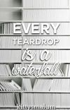 every teardrop is a waterfall [larry stylinson] cover