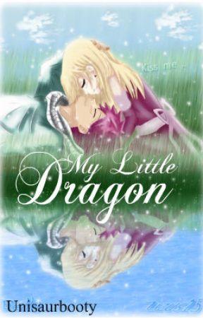 My Little Dragon by b4byrin