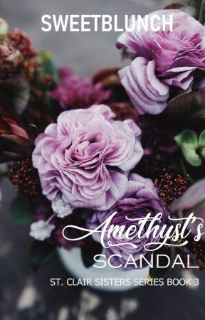 Amethyst's Scandal by sweetblunch