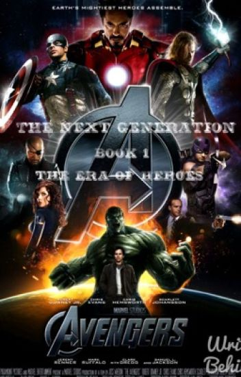 Avengers Next Generation(On Hold&Major Editing)