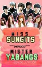 MS. SUNGITS VS. MR. YABANGS [Hiatus] by Zerose_Crimson