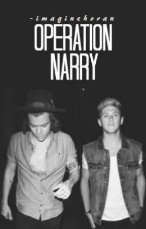 Operation Narry ≫ N.S ✔️ by justbeckk