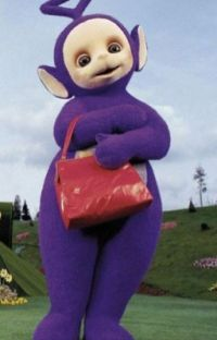 Tinky Winky x reader Fanfiction cover
