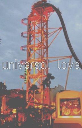 universal love. // lashton au by mukeday