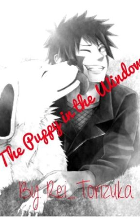The Puppy in the Window by Rei_Torizuka