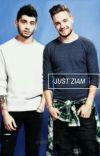 Just Ziam. cover