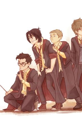 Marauders One Shots by -HereComesTheSun-