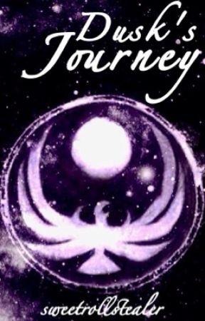 Dusk's Journey [A Skyrim Fanfic] by sweetrollstealer