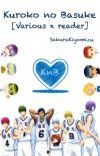 ♡ Kuroko no Basuke (Various x reader) ♡ cover