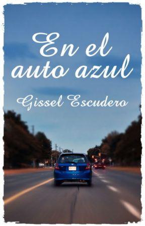 En el auto azul by GisselEscudero