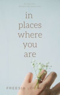 In Places Where You Are cover