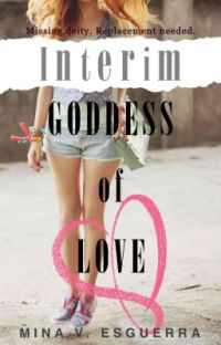 Interim Goddess of Love #1 of 3 (COMPLETE) cover