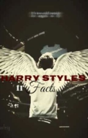 Harry Styles Facts II by StylesFantesy