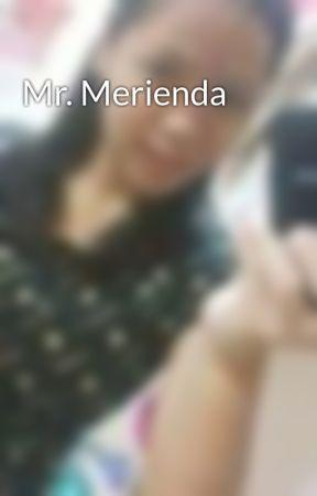 Mr. Merienda by KathleenIrineCalinga