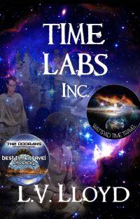 TimeLabs Inc (Romantic Sci-fi - LGBTQ) cover