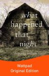What Happened That Night cover