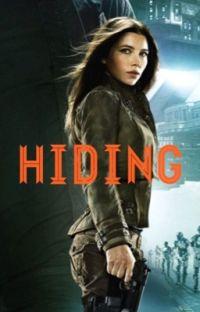 Hiding (Swedish) cover