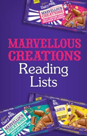 Marvellous Creations Reading Lists by CadburyDairyMilk