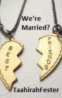 We're married?! cover